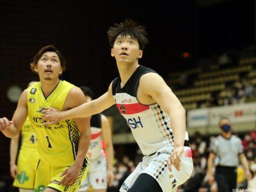 秋田がワン・ウェイジャとの3年契約を発表…今年3月にアジア特別枠で入団