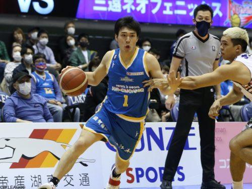 滋賀の村上駿斗が山形へ期限付き移籍「B1昇格の目標を達成したい」