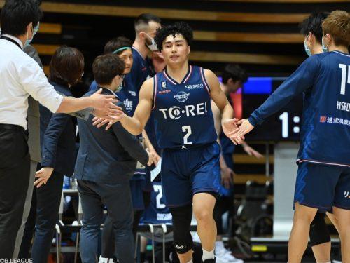東京Zが栗原翼との契約継続を発表…今季56試合で平均5.5得点