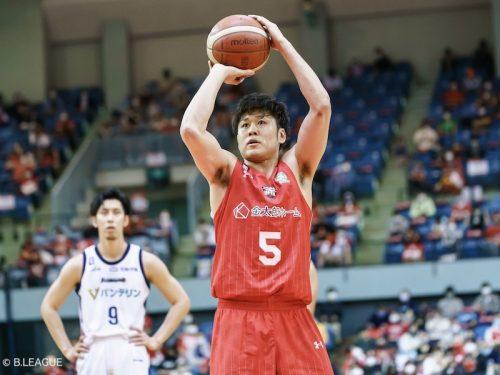 田口成浩が古巣の秋田に復帰「地元でバスケットをできることが本当に幸せです」