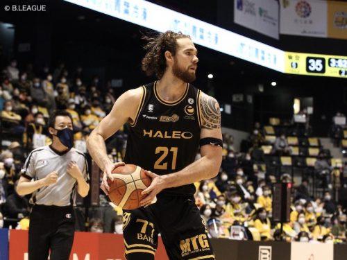 茨城がエリック・ジェイコブセンを獲得…今季B2仙台で平均17.8得点をマーク