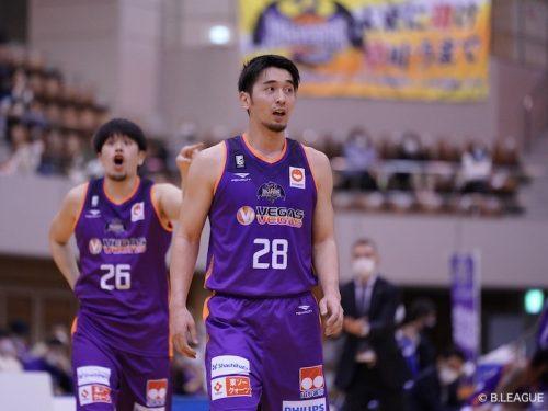 山形が川邉亮平と契約継続「来シーズンはB2優勝、B1昇格を目指して…」