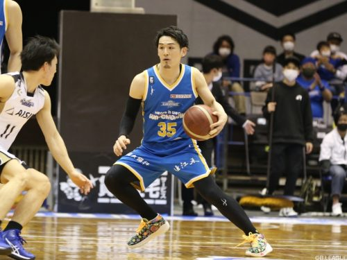 滋賀の伊藤大司が現役引退を表明「バスケットボールに感謝です」