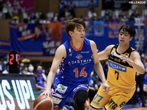 茨城が髙橋祐二との契約合意を発表「B1でのプレーに今からワクワクしている」
