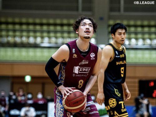 越谷が長谷川智也との契約合意を発表「悔しさを忘れず、B1昇格を目指しプレーする」