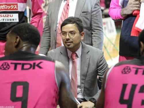 秋田が前田顕蔵HCと3年契約を締結「秋田で優勝する。この思いしかありません」