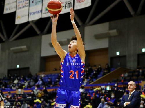 茨城ロボッツ、特別指定選手の鎌田真を自由交渉選手リストへ公示