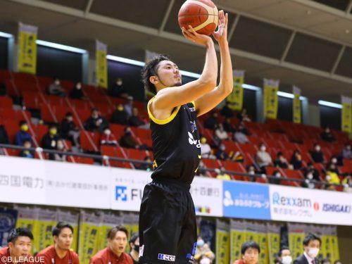 香川が筑波拓朗との契約継続を発表「勝利にこだわったシーズンに」