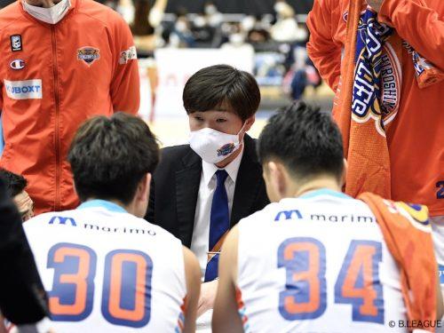 青森ワッツのHCに堀田剛司氏が就任「チームは変化が必要な時期を迎えている」