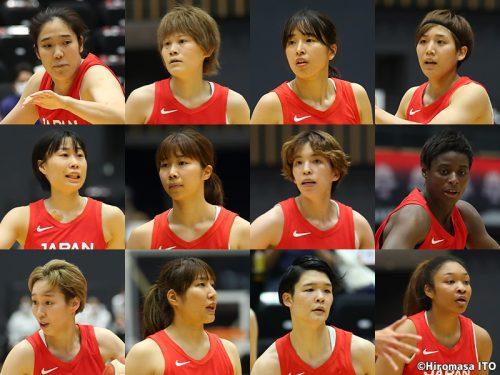 東京五輪の女子日本代表内定選手が発表! 髙田真希や町田瑠唯ら12名が選出