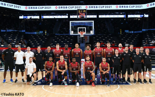 未定だった日本生命カップ(埼玉大会)の出場チームがベルギーに決定…日本と再戦