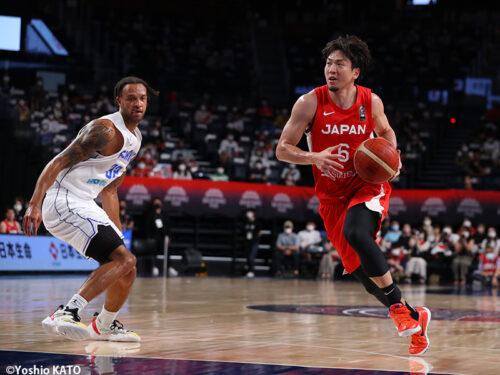 渡邊雄太が17得点をマークするもフィンランドを攻略できず敗退