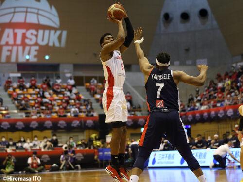 男子日本代表がフランス代表の反撃を振り切り勝利…八村19得点・渡邊18得点