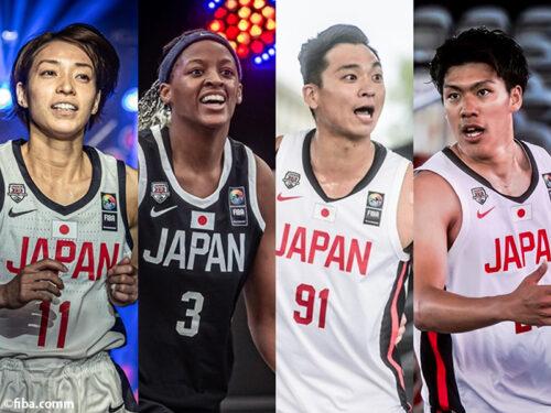 【東京2020オリンピック】バスケットボール男女3人制競技スケジュール(放送予定)