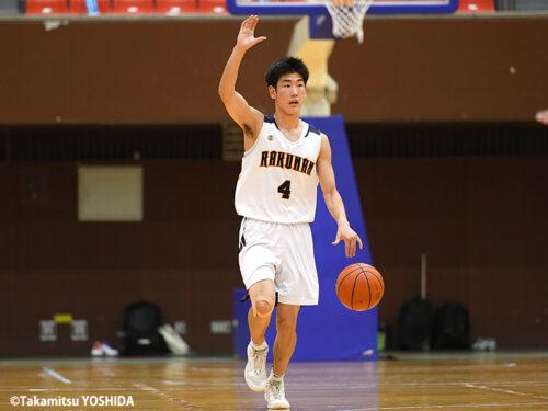 インターハイ男子注目選手(3)岩屋頼(洛南)「冷静に戦況を見極めるチームリーダー」