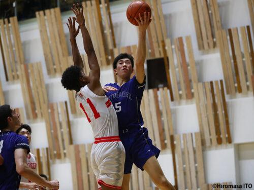 中部大学第一が誇るオールラウンダー・福田健人…準々決勝も「走り勝てるようにしたい」