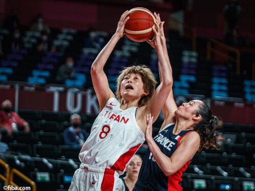 金メダル獲得を目指す女子日本代表がフランスとの接戦を制して好発進/東京オリンピック