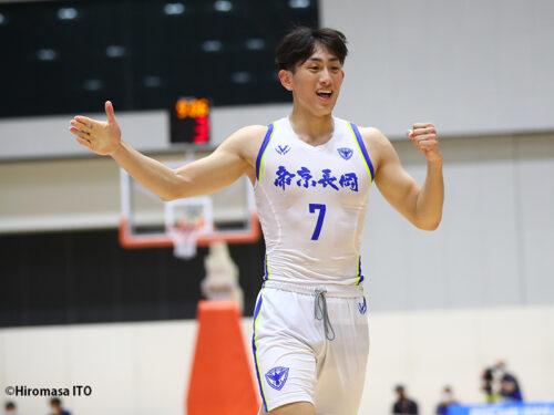 仙台大明成を下した帝京長岡…エース島倉欧佑が攻防にわたってチームを初の決勝に導く