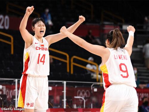 女子バスケ、女王・アメリカに加えベルギーや中国が2連勝/東京オリンピック