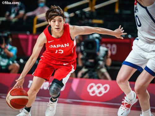 日本代表の3ポイント攻撃に一度は女王アメリカからリードを奪うも敗戦/東京オリンピック