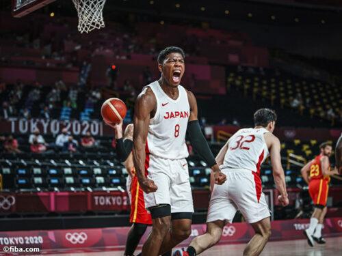 【写真ギャラリー】2021.7.26 東京オリンピック バスケットボール男子 予選ラウンド