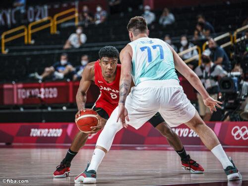 【写真ギャラリー】2021.7.29 東京オリンピック バスケットボール男子 予選ラウンド