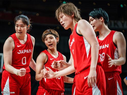【写真ギャラリー】2021.7.30 女子日本代表 69-86 アメリカ代表