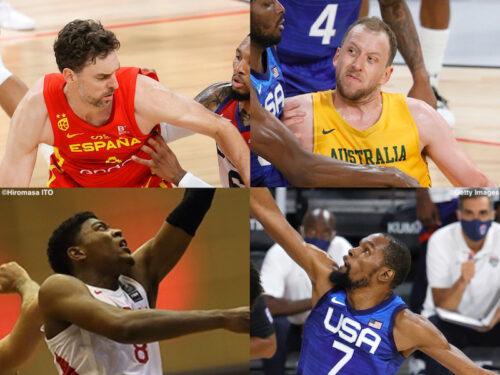 東京五輪バスケットボール出場全12カ国のパワーランキングは?【男子編】