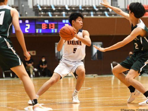 インターハイの男子組み合わせが発表! 第1シードは洛南…仙台大学附属明成、帝京長岡もシード獲得