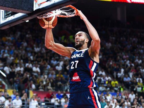 東京五輪に出場する男子フランス代表の内定選手が発表…NBAからゴベア、バトゥームらが参戦
