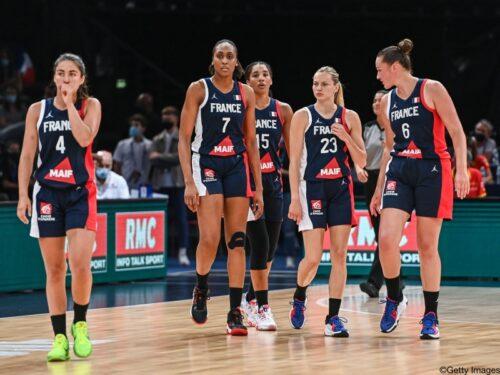 東京五輪に臨む女子フランス代表メンバーが発表…27日に日本代表と対戦