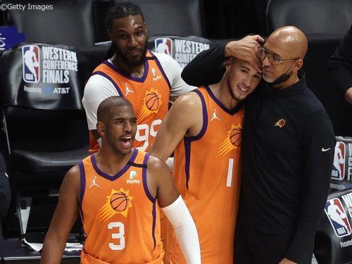 NBAファイナルへたどり着いたクリス・ポール「うれしかったし、このチームを誇りに思う」
