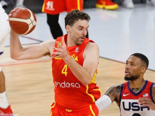 東京五輪に臨むスペイン代表メンバーが発表…NBAから4選手が参戦
