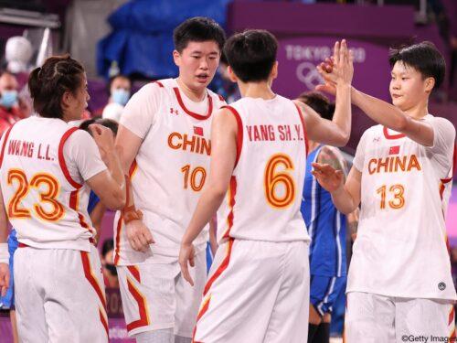 3x3中国代表がイタリア代表を破り、準決勝へ進出/東京オリンピック