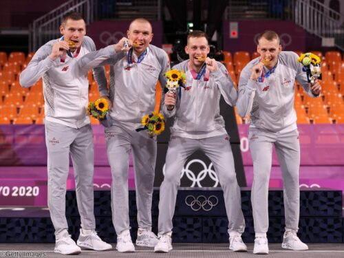 ラトビアが男子3x3の初代王者に輝く! ROCとの激闘を制す/東京オリンピック