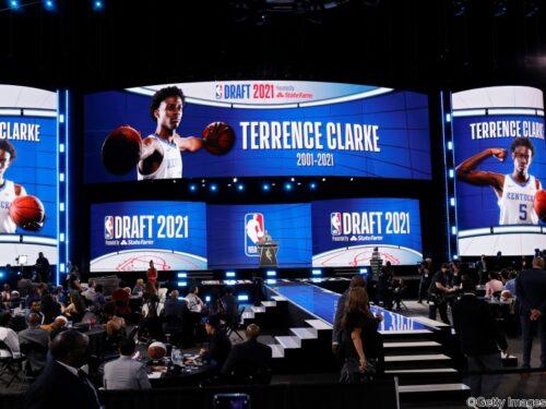 今年4月に交通事故で他界したドラフト指名候補、テレンス・クラークをNBAが「特別指名」