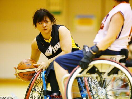 【車いすバスケリレーインタビュー 女子Vol.30】原田恵「人生を変えてくれた車いすバスケとの出会い」