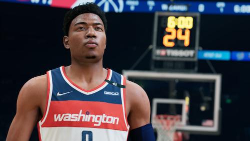 「NBA 2K22」の新機能が発表…八村塁のゲーム内スクリーンショットも公開