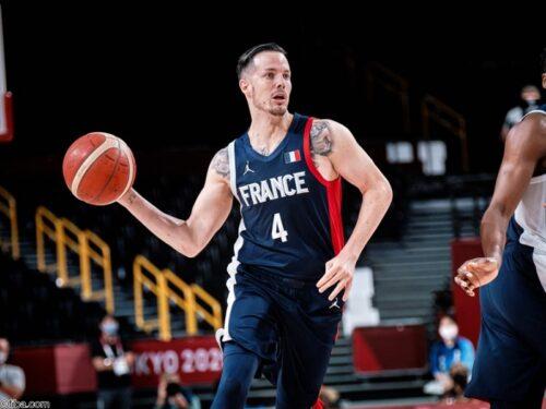 男子フランス代表がイランを破り、予選ラウンド3連勝/東京オリンピック