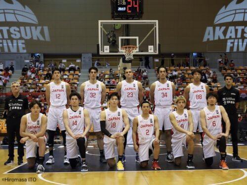 最後の強化試合を終えたラマスHC「我々は日本のバスケットの歴史に挑戦している」