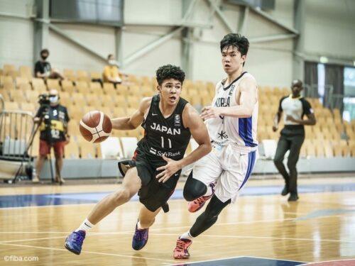U19W杯15〜16位決定戦…日本は最後まで粘りを見せるも韓国に3点差の惜敗