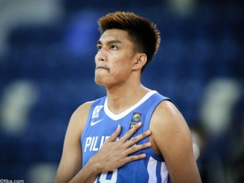 青森がチーム初のアジア特別枠、フィリピン出身のカマーク・カリノ獲得を発表