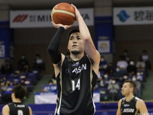 島根が昨季MVPを受賞した金丸晃輔を獲得「持ち味の得点力を発揮できるように…」