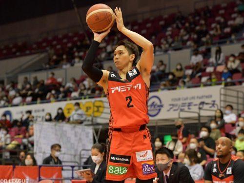 愛媛が山本柊輔との契約合意を発表…昨季は三遠で29試合に出場