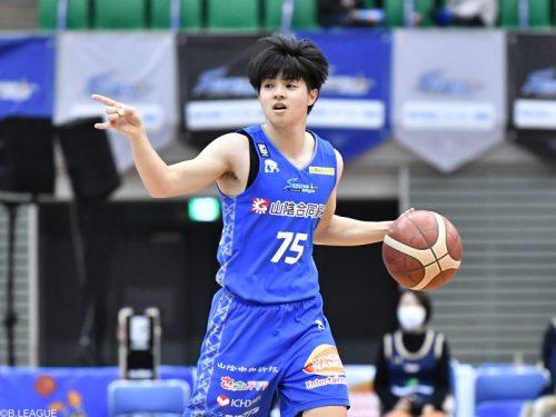 仙台89ERSが神里和の獲得を発表…昨季島根で37試合に出場