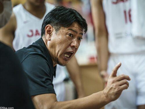 佐古賢一氏が男子日本代表AC、アンダーカテゴリーHCから離任