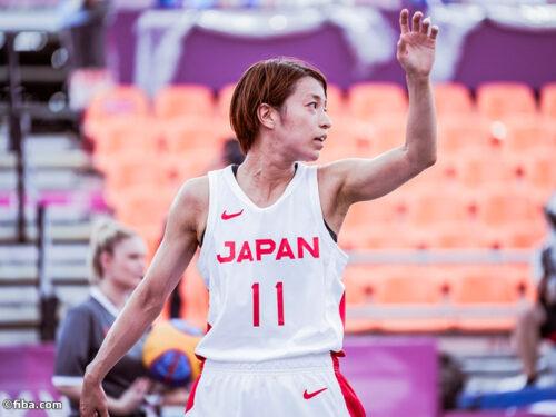 「この悔しさ、経験をしっかり次につなげたい」と前を向く3x3女子日本代表・篠崎澪