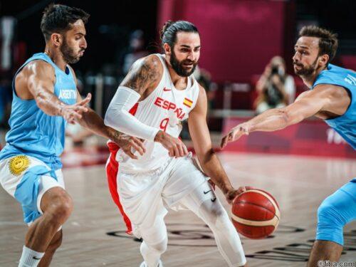 男子スペイン代表がアルゼンチンを撃破し、決勝T進出決定/東京オリンピック