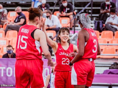 メダルに届かずも…3x3女子日本代表・山本麻衣「このメンバーで良かったと心から思う」