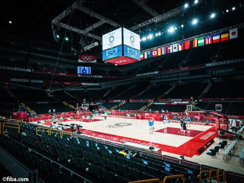 男子準々決勝の組み合わせが決定…最注目はアメリカvsスペイン/東京オリンピック